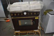 Superiore Rd361gcmb 36 Brown Pro Style 6 Burner Gas Range Nob 40472 Mad