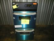Ge 24 Built In Double Wall Oven Stainless Steel Jrp28skss