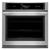 Jenn Air Euro Style 30 Single Wall Oven V2 Dual Fan Convection Jjw3430ds