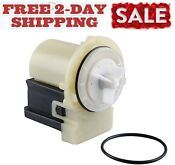 Washer Drain Pump Motor Assembly For Whirlpool Kenmore Maytag Oem 285998 8182819