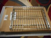 Whirlpool Jenn Air Built In Wall Oven Rack Assembly Easy Glide New Part 21