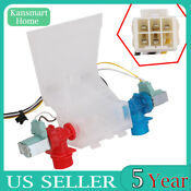 W10144820 Washing Water Valve For Whirlpool Washer Ap4371093 Ps2347919 W10140914