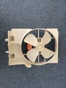 Ge Oven Microwave Fan Assembly Part Wb26x10026