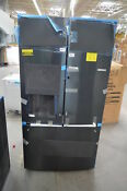 Ge Gfd28gblts 36 Black Stainless French Door Refrigerator Nob 26355 Hl