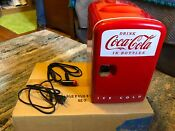 Coca Cola Mini Fridge