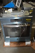 Ge Jk1000sfss 27 Stainless Single Electric Wall Oven Nob 42096 Hrt