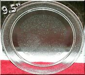 Microwave Turntable Platter 9 5 Round Replacement Fits Most Part