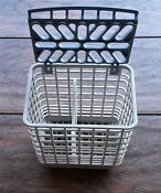 Kenmore Dishwasher Silverware End Basket Wp8562090 8562090 With Lid