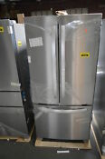 Whirlpool Wrf532smhz 33 Stainless French Door Refrigerator Nob 30814 Wlk