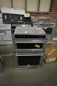 Kitchenaid Koce500ess 30 Stainless Microwave Oven Combo Wall Oven 35571 Hrt