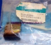New Oem Frigidaire Tappan 316023200 Range Oven Selector Switch