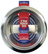 Electric Range Reflector Bowl Deep Inset Chrome 6 In