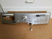 Lg Tromm Front Load Washer Control Panel Same Day Ship From Model 701kwmk02539