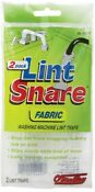 Lint Snare Fabric Washing Machine Traps With Ties Clamps