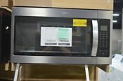 Whirlpool Wmh32519hz 30 Stainless Over The Range Microwave Nob 39145 Cln