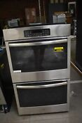 Ge Jt3500sfss 30 Stainless Double Built In Wall Oven Nob 44650 Hrt