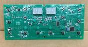 Ge Refrigerator Water Ice Temp Display Control Board Part 200d7355g021