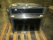 Jenn Air 30 Single Electric Wall Oven Multimode Convection Stainless Jjw2430ds