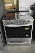 Whirlpool Wee750h0hz 30 Stainless Slide In Electric Range 47030 Hrt