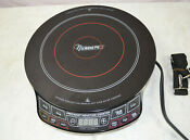 Nuwave Precision Induction Cooktop Stove Stovetop Model 30121 Ar With Case