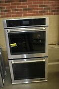 Jenn Air Jjw2830dp 30 Stainless Pro Style Double Wall Oven Nob 45082 Hrt