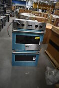 Viking Vdoe130ss 30 Stainless Electric Double Wall Oven Nob 29217 Mad
