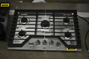 Whirlpool Wcg77us0hs 30 Stainless 5 Burner Gas Cooktop Nob 36844 Mad