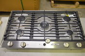 Dacor Dct365sng 36 Stainless Gas Cooktop W 5 Sealed Burner Cooktop 5986 Mad