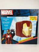 New Marvel Iron Man 4l Thermoelectric Mini Fridge Cooler Free Shipping