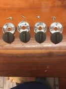 Dacor 30 Egr30506ch Range Knobs And Trim Rings Set Of Four