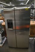 Ge Gse25gshss 36 Stainless Side By Side Refrigerator Nob 48350 Hrt