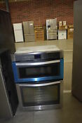 Whirlpool Woc95ec0as 30 Stainless Microwave Combo Wall Oven Nob 31909 Hrt