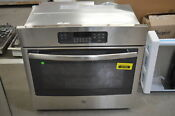 Ge Jt3000sfss 30 Stainless Single Electric Wall Oven Nob 33133 Mad