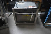 Whirlpool Wos51ec0as 30 Stainless Single Electric Wall Oven Nob 30450 Hrt