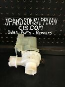 Ge Washer Dryer Combo Drain Pump Oem P N Wh23x10041 Wh23x10009 Wh23x10017