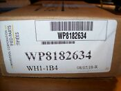 Whirlpool Certified Parts Washing Machine Door Lock Part Number Wp8182634 New