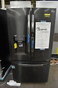 Lg Lfxs28566m 36 Black Stainless French Door Refrigerator Nob 49576 Hrt