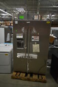 Kitchenaid Kbsd608ess 48 Stainless Side By Side Built In Refrigerator 25751 Hrt
