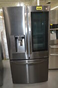 Lg Lfxc24796d 36 Black Stainless Counter Depth French Door Refrigerator 29570