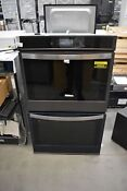 Whirlpool Wod77ec0hv 30 Black Stainless Double Electric Wall Oven Nob 49858 Hrt