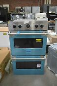 Viking Vdoe530ss 30 Stainless Double Electric Wall Oven Nob 50534 Hrt