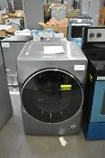 Whirlpool Wed9620hc 27 Chrome Shadow Front Load Electric Dryer Nob 50798 Hrt