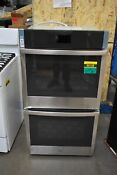Ge Jkd5000snss 27 Stainless Double Electric Wall Oven Nob 50128 Hrt