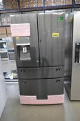 Samsung Rf28jbedbsg 36 Black Stainless French Door Refrigerator Nob 33676 Clw