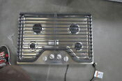 Whirlpool Wcg51us6ds 36 Stainless 5 Burner Gas Cooktop Nob 28517 Hl