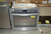 Whirlpool Wos51ec0as 30 Stainless Single Electric Wall Oven Nob 35306 Hrt