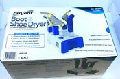 Maxxair Sd1001 Blue Boot And Shoe Dryer Sd1001 120v