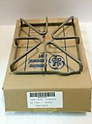 Ge Stove Top Grate Genuine Renewal Part Wb31k10032