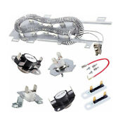 8544771 3392519 279973 Dryer Heating Element Thermal Fuse Kit For Maytag Kenmore