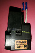 218721108 3arr51h1e2 Frigidaire Starter Used With 218719201 15 Uf Capacitor